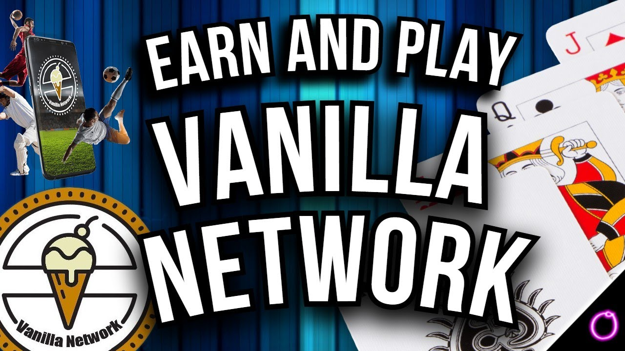 Get some SWEET gains with Vanilla Network!