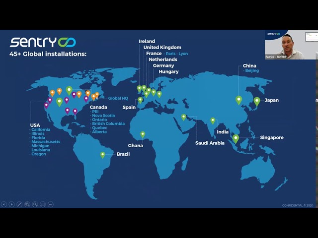 SENTRY announces the top 5 smart water projects of 2020!