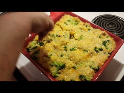How To Make Broccoli Casserole (No Cheez Whiz)