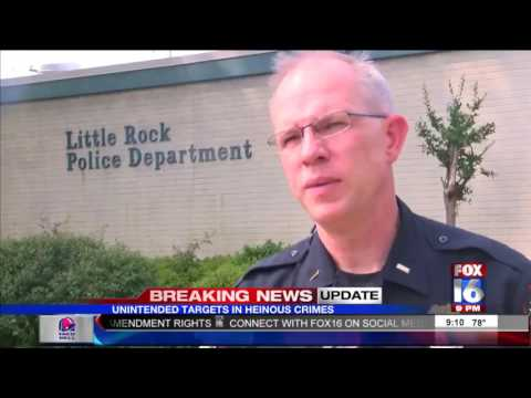 Innocent People Affected by Little Rock Crime   Story  Fox16