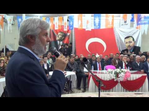 AK Parti Erdemli İlçe Genişletilmiş Divan Toplantısı