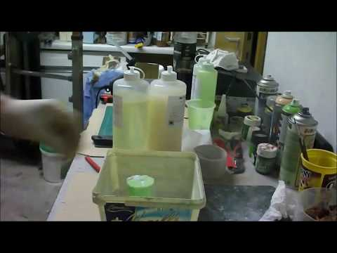 Creating Resin Toys