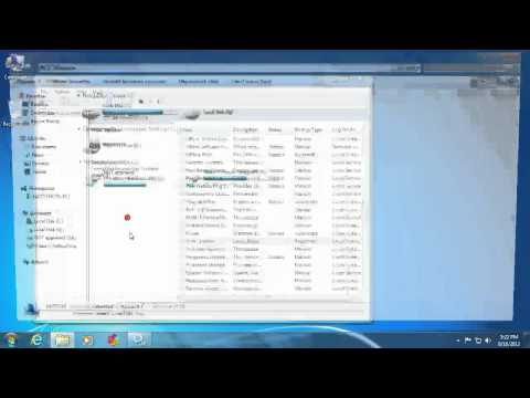 Tech Support: How to clear the Print Spooler in Windows 7