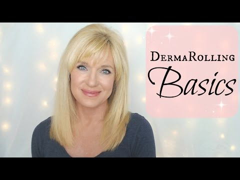 Dermarolling Basics! How To Use A Dermaroller!