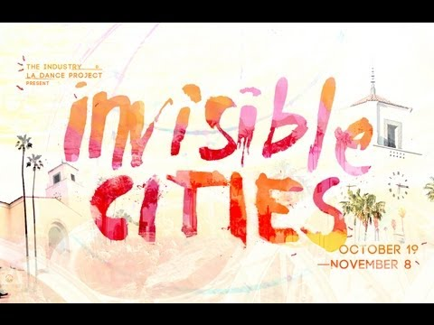 Intro to INVISIBLE CITIES: An invisible opera for Union Station
