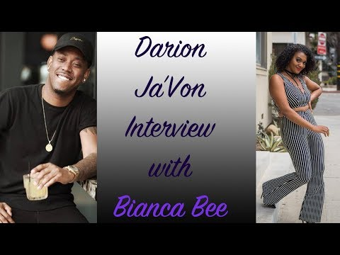 Darion Ja'von Talks New EP 'Honest,' & Songs That Put Him in the Mood