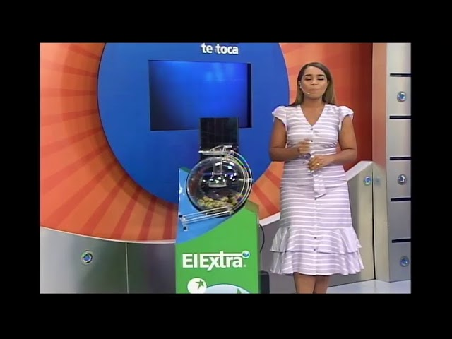 Loteka Lotería Electrónica Sorteo 07:55 PM 30-03-2021