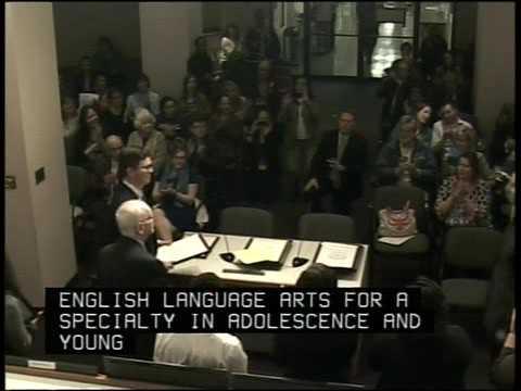 Boston Public School Committee Meeting 04-15-15