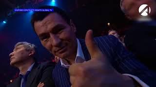 Бойцы MMA прославляют Астрахань