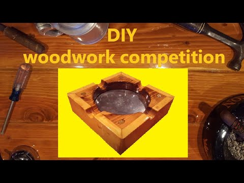 Build Competition - Cigar Ashtray