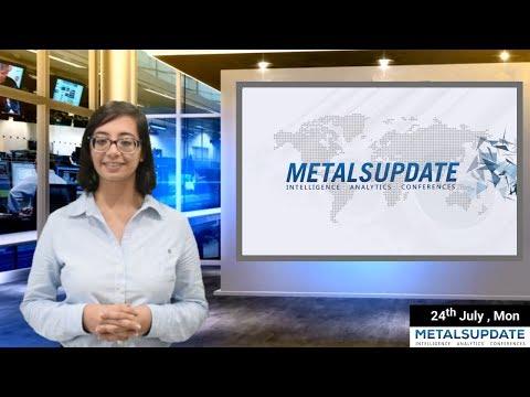 Daily Metals- Iron,Steel,Copper,Aluminium,Zinc,Nickel-Prices,News,Analysis & Forecast - 25/07/2017