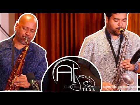 AT JAZZ Music #18 - Danilo Sinna e Angelo Torres