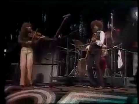 "ELO  1974 - In The Hall Of The Mountain King / Great Balls Of Fire  ""In Concert American Bandstand"""