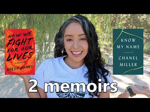 2 Memoirs I Adored || How We Fight for Our Lives & Know My Name