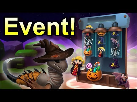 NEW DRAGON'S DELIGHT Halloween Event Coming THIS WEEK?! Scarecrow Prize Dragon?! - DML #660