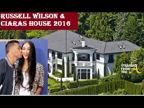 Russell Wilson Ciaras House Tour 2016