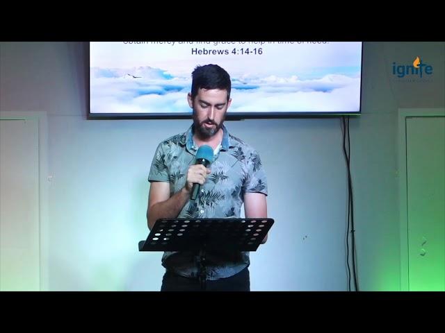 Joshua Gibbs - Throne of Grace
