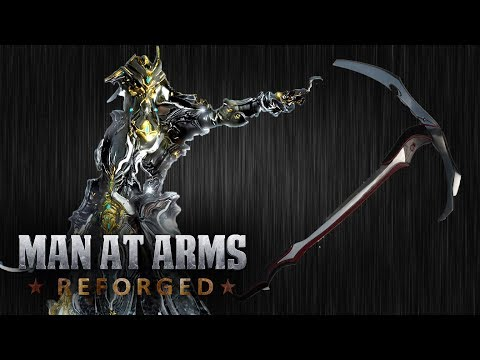 Hate Scythe - Warframe - MAN AT ARMS: REFORGED - YouTube