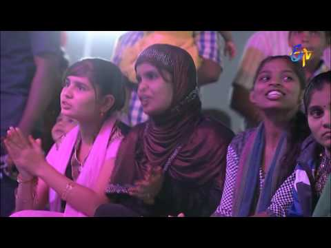 Meghalu Lekunna Song | Yazin Nizar, Performance | Super Masti |Kurnool|5th February 2017