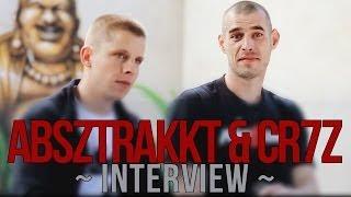absztrakkt cr7z ber waage fische drogenkonsum techno liebe und geld interview