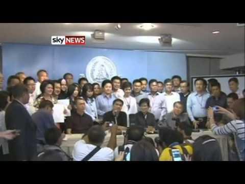 Political Chaos In Thailand