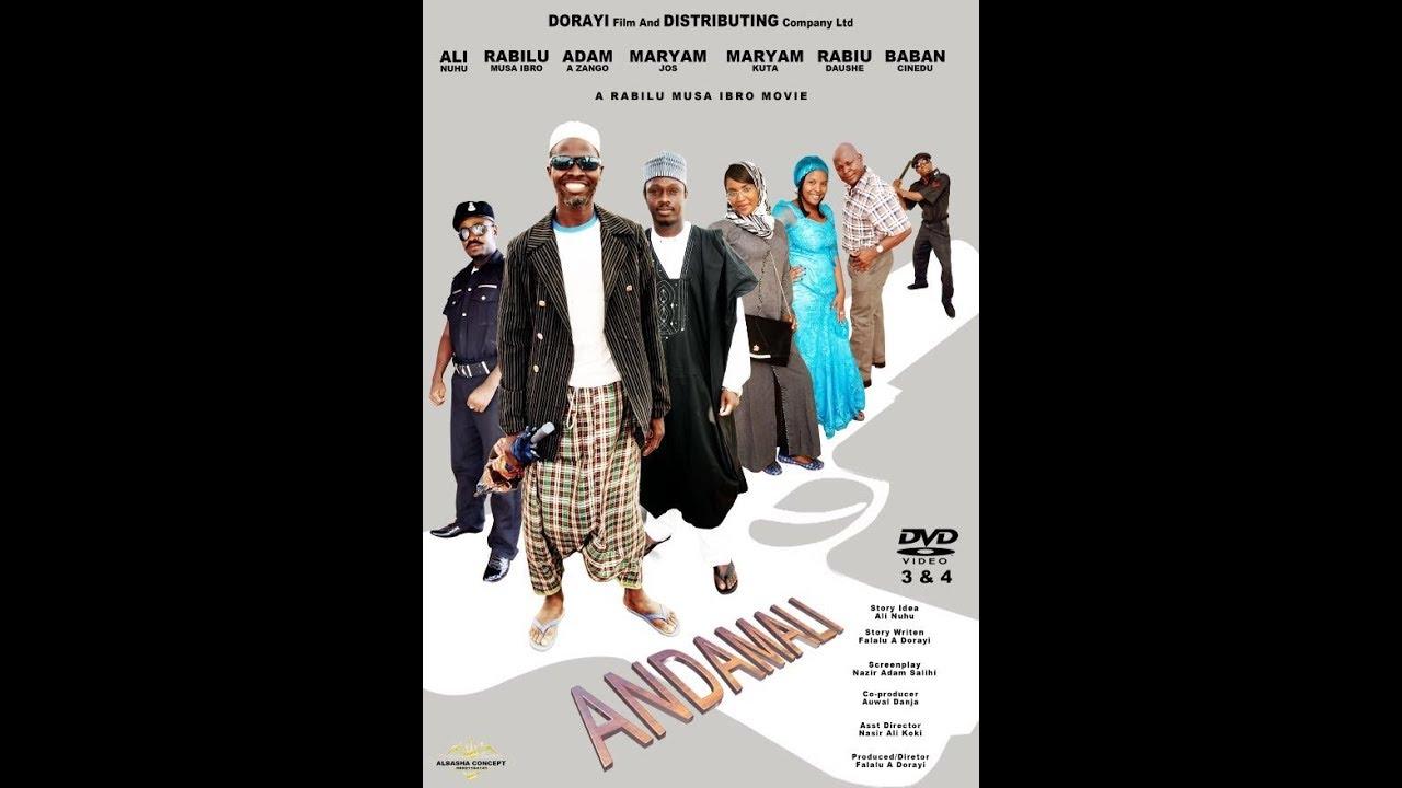 Download ANDAMALI Part 2 HAUSA COMEDY FILM | HAUSA MOVIES 2018 | IBRO | ALI NUHU | HD