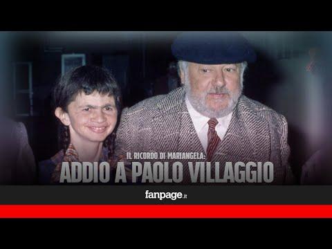 """Morto Paolo Villaggio, il ricordo di Plinio Fernando alias 'Mariangela': """"Era un uomo molto triste"""""""