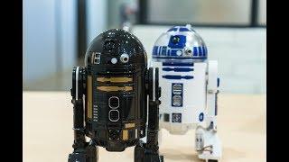 Sphero R2-Q5 R2-D2 demo Run