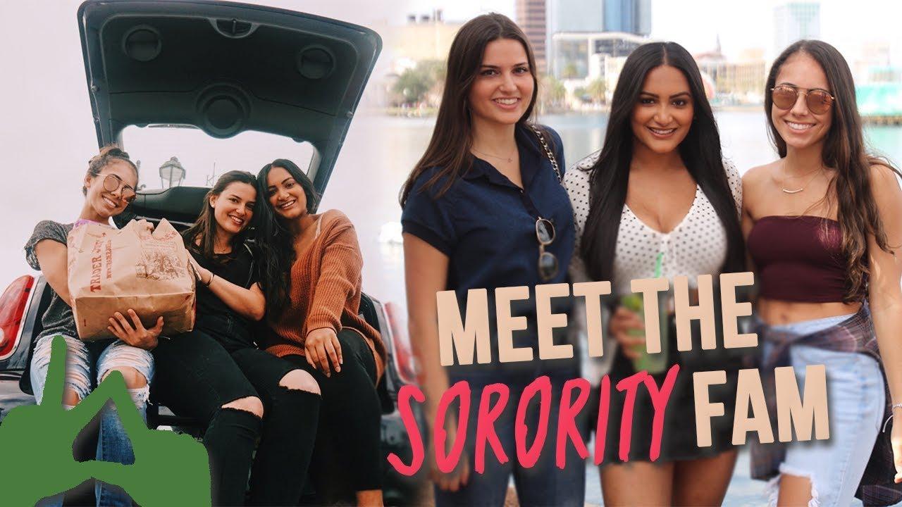 how to meet sorority girls