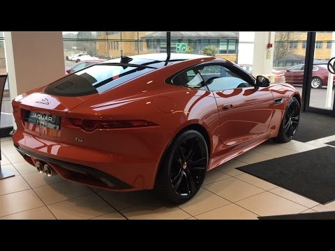 2017 Jaguar F Type S   Exterior And Interior Review   YouTube