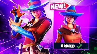 NEW! RARE ELMIRA AND CASTOR SKIN!! IN FORTNITE // ! GIVEAWAY // 4.10 KD // (fortnite battle royale)