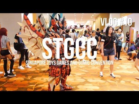 STGCC 2016 - Vlog #10