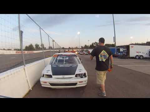 ECMST @ Riverside Speedway Aug 16, 2019