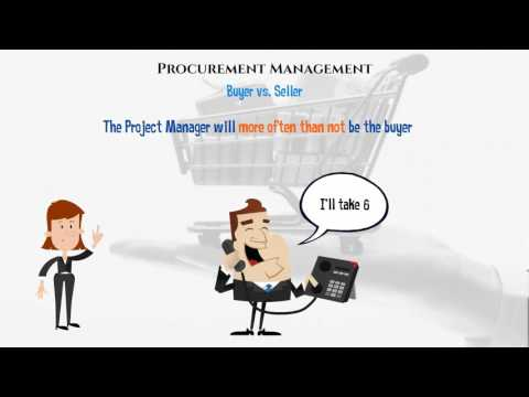 Tarka Consulting PMP® Bootcamp - Procurement Overview
