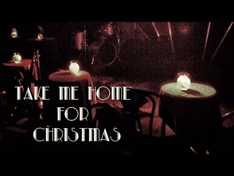 Delta Deep, 'Take Me Home for Christmas' - Lyric Video