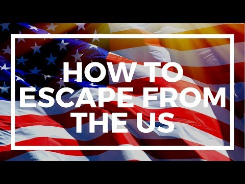 Blake Sawyer: Where to expatriate to escape the USA now - Part 1/2