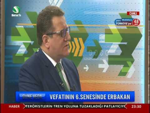 Erbakan Vakfı Bursa'nın BursaTV'deki 4 Mart Açıklaması