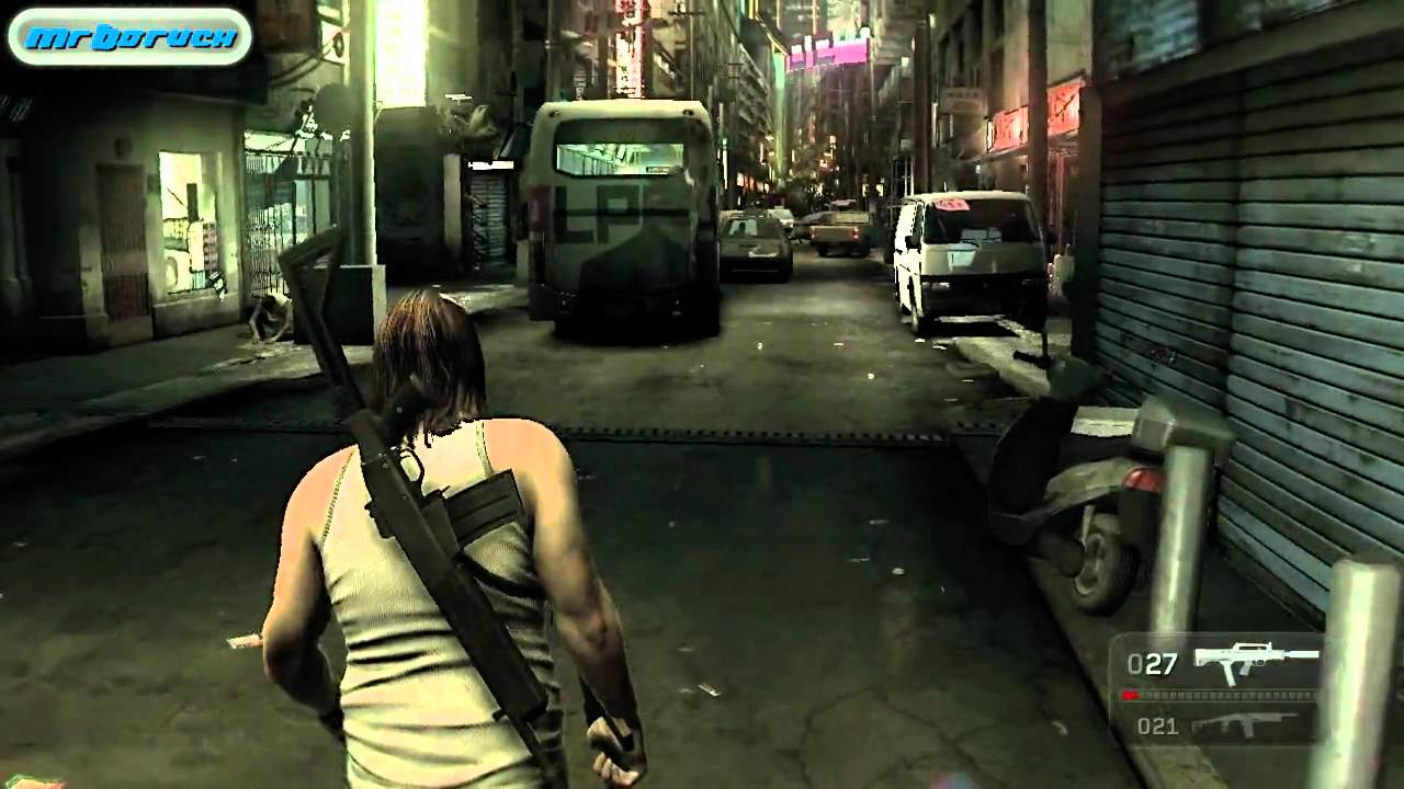 Kane And Lynch  Dog Days Youtube Gameplay
