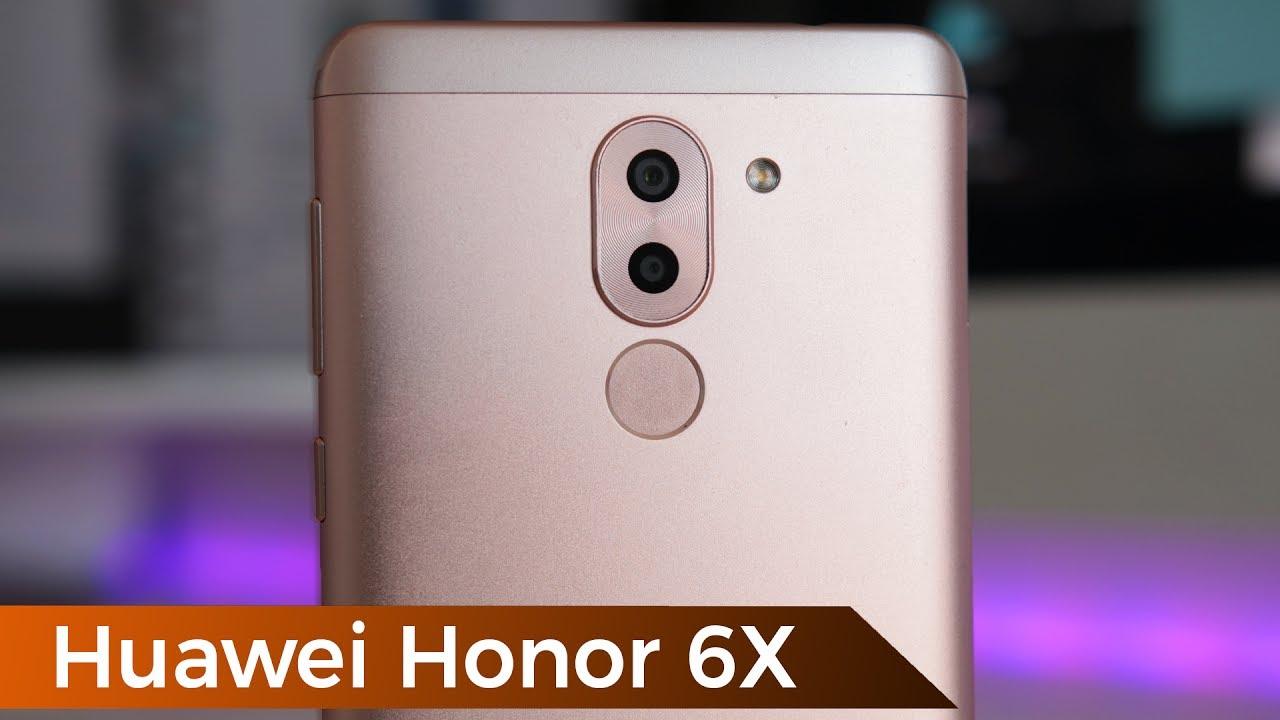 Huawei Honor 6X Review   Um gama-média de qualidade