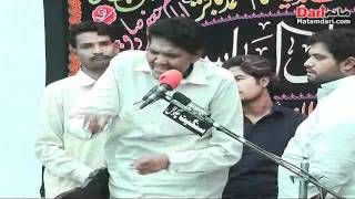 Zakir Mukhtar Khokhar Salana Majlis on 9 November 2011 @ Shah rai Saadullah, District: Attock