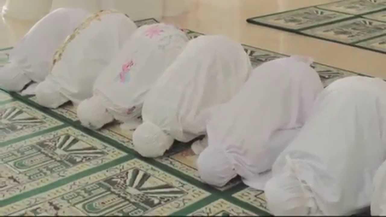 Makmum Masbuk Tata Cara Berjamaah Imam Dan Makmum Perempuan Datang Makmum Masbuk Youtube
