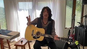 "Paul Stanley sings ""Everytime I Look At You"" & talks REVENGE"