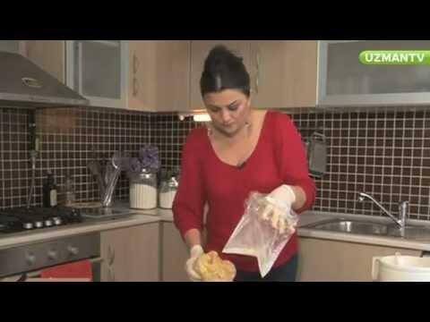 Fırında Tavuk Tarifi - YouTube