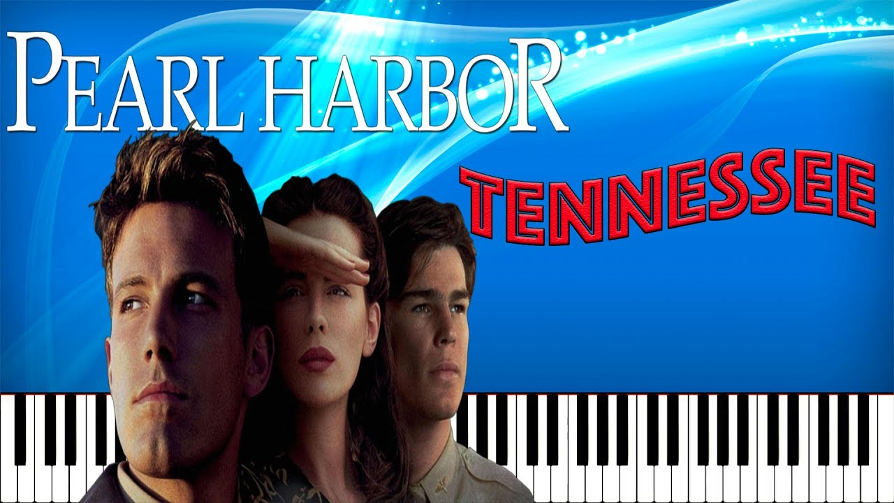 tennessee - bso pearl harbor - hans zimmer (tutorial piano midi