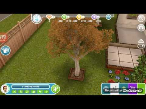 The Sims Free Play #1 Reforma Casa 💙😍
