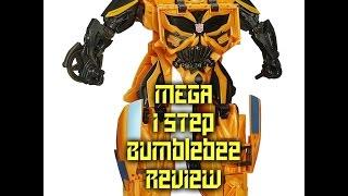 transformers aoe mega 1 step bumblebee