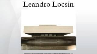 Leandro Locsin