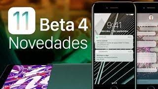 IOS 11 Beta 4, Estas Son Sus Novedades
