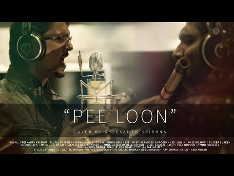 Pee Loon Cover By Sreekanth krishna