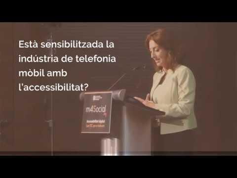 Therese Jamaa, General Manager de la GSMA Mobile World Capital Barcelona